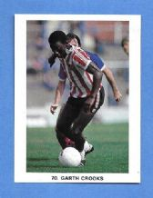 Stoke City Garth Crooks 70 (KKMM)